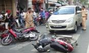 Kết thúc mùng 2 tết, 64 người chết do tai nạn giao thông
