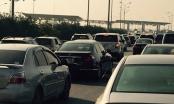Nhiều tài xế bức xúc khi qua trạm thu phí Pháp Vân – Cầu Giẽ