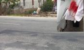 Ninh Bình: Phẫn nộ ô tô bỏ chạy sau khi gây tai nạn