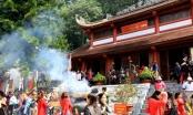 Tây Thiên đón 70.000 lượt khách trong dịp tết nguyên đán