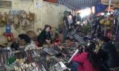 Đến với phiên chợ Mua may, bán rủi