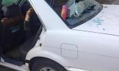 Lạng Sơn: Để ô tô ngoài trời nắng bình cứu hỏa mini phát nổ