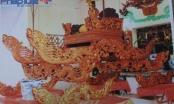 Hà Nội:Chuyện về báu vật có một không hai ở đình làng chốn ngoại thành