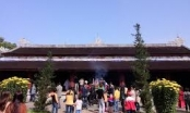 Đi chùa Đại Giác dâng hương cầu may đầu năm