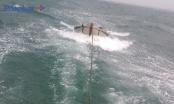 Quảng Ngãi: Cứu sống một ngư dân gặp nạn trên biển