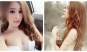 Cận cảnh dung nhan xinh đẹp của vợ cũ Hồ Quang Hiếu