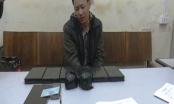 Sơn La: Bắt giữ đối tượng quốc tịch Lào vận chuyển 2,1kg ma túy.