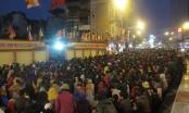Tắc đường vì dâng sao giải hạn ở chùa Phúc Khánh