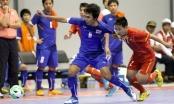 Clip trận tranh hạng 3 futsal châu Á: Việt Nam đứng hạng 4