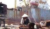 Bảo vệ môi trường với cơ sở phá dỡ tàu biển đã qua sử dụng