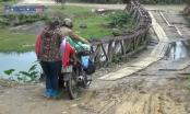 Người dân Sơn Hồng mong chờ một cây cầu mới