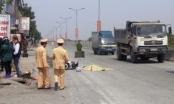 Hà Nam: Xe tải chèn qua người, nam thanh niên tử vong tại chỗ
