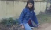 Bắc Giang: Lại xuất hiện clip nữ sinh bị bắt quỳ và đánh dã man