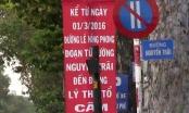Từ 1/3, cấm xe khách đỗ tại 2 tuyến đường trung tâm Sài Gòn