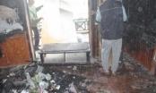 Tẩm xăng tự thiêu trong nhà nghỉ, người đàn ông và bé gái chết thảm