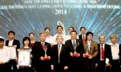 77 doanh nghiệp được trao tặng Giải thưởng Chất lượng Quốc gia