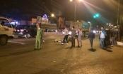 Hà Nội: Va chạm với xe tải, nam thanh niên tử vong tại chỗ