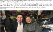 Táo Giao thông Chí Trung chia sẻ tâm thư xúc động về NSƯT Trần Hạnh