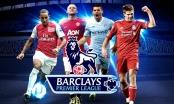 Vòng 29 Ngoại hạng Anh (KT): Chelsea 1-1 Stoke, Man City 4-0 Aston Villa