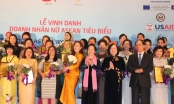 Vinh danh 87 Doanh nhân nữ ASEAN tiêu biểu
