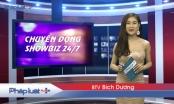 Bản tin Chuyển động Showbiz 24/7 ngày 06/3/2016