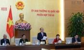 Khai mạc phiên họp 46 của Ủy ban Thường vụ Quốc hội