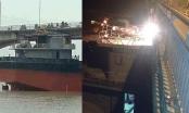Vụ tàu đâm nứt cầu: Tàu chưa hoàn thành đăng kiểm vẫn... lưu thông