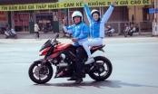 """Lý Nhã Kỳ """"xung trận"""" ấn tượng trong Giải đua xe đạp nữ cúp Biwase"""