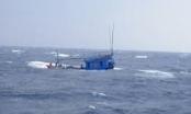 Nghệ An: Bị máy tời cuốn, ngư dân tử vong khi đang đánh bắt cá