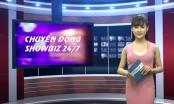 Bản tin Chuyển động Showbiz 24/7 ngày 13/03/2016