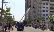 Bình Dương: Cháy lớn tại công ty bao bì hàng trăm công nhân hoảng loạn tháo chạy