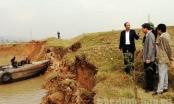 Bắc Ninh: Báo động nạn hút cát, sỏi bừa bãi trên sông Cầu