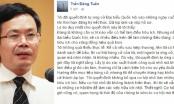 Dân mạng sốt khi cựu Phó TGĐ VTV Trần Đăng Tuấn ứng cử ĐBQH