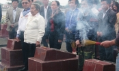 Đồng đội xúc động tri ân 64 liệt sỹ hi sinh trong trận hải chiến Gạc Ma