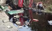 Hòa Bình: Tai nạn kinh hoàng trên Quốc lộ 6, 3 người chết, nhiều người bị thương