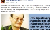 Dân mạng xót đưa nhạc sỹ Thanh Tùng: Ông sẽ không còn phải một mình nữa đâu!