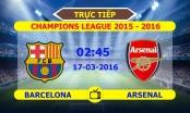 Trực tiếp Barcelona vs Arsenal: Kết quả tất yếu (KT)