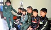 9 em nhỏ trốn thoát bọn buôn người Trung Quốc, mò đường về Việt Nam