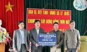 BID chung tay xây dựng nông thôn mới, hỗ trợ học sinh nghèo Cao Bằng