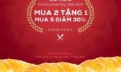 Bánh Mì Minh Nhật - Masterchef Việt Nam Khuyến mãi giờ vàng mua 2 tặng 1 vào15h - 18h hàng ngày
