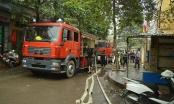 Hà Nội: Bà hỏa ghé thăm khu tái định cư Đền Lừ
