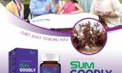 Sumpharma ra mắt sản phẩm mới Sumgoodly - Thải độc chì, giảm nguy cơ mắc bệnh hiểm nghèo