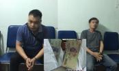 Nghệ An: Tạm giữ hai đối tượng giả phóng viên tống tiền doanh nghiệp