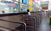 Hà Nội: Các bến xe vắng lặng lạ thường ngày đầu nghỉ lễ