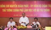 Thủ tướng Nguyễn Xuân Phúc ưu tư về tốc độ tăng trưởng kinh tế