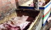 Đồng Nai: Bắt cơ sở tư nhân xẻ thịt heo chết đưa vào TP HCM tiêu thụ