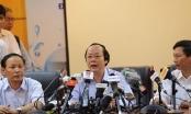 Bộ TN&MT khẳng định chưa thể kết luận nguyên nhân do Formosa