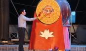 Cửa Lò - Nghệ An: Dòng người chen chúc tham dự khai mạc Biển gọi 2016