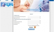 Ngày 5/5, mở đăng kí 5.500 liều vacxin Pentaxim qua Internet
