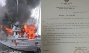 Sẽ bồi thường, hỗ trợ cho du khách trong vụ cháy tàu tại Tuần Châu